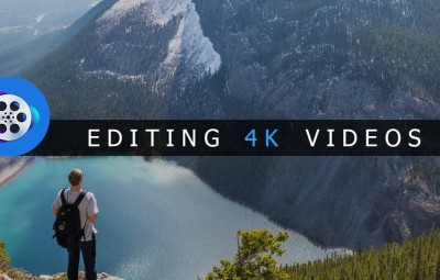 Edit and Upload Videos on YouTube, 4K or 1080p