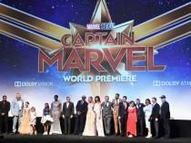 Marvel Logo Evolution: 'Captain Marvel' Sequel Gets Epic Logo Change