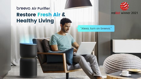 Indiegogo to start shipping TCL's breeva Air Purifier Range This June 2021
