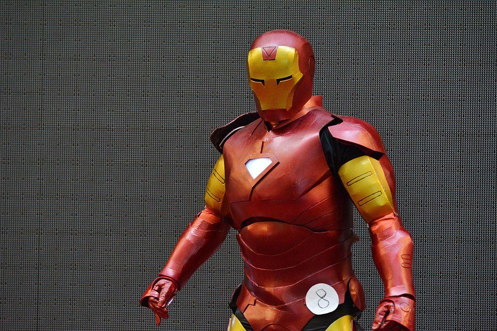 Iron Man Suit Design Change: Tony Stark Gets Gundam-Like Armor in New Action Figure!
