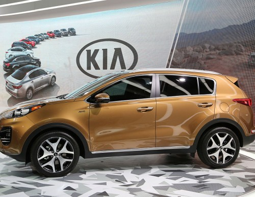 2023 Kia Sportage Release Date, Interior, Specs: EV Crossover Design Bags 'Awesome' Early Impressions