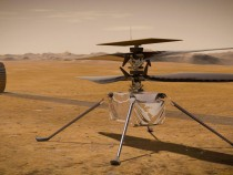 NASA Mars Rover Helicopter: Where to Track Ingenuity Location After Latest Flight on Red Planet
