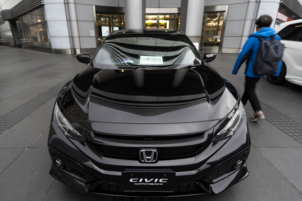 2022 Honda Civic Hatchback June Release Date Confirmed—Turbo Engine, 9-Inch Infotainment System Hyped!