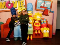 'The Simpsons' Gets Classic Arcade Game Cabinet: How to Order Online