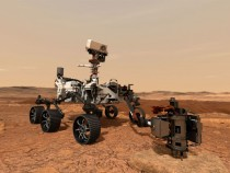NASA Mars Pictures and Video: Perseverance Rover's Mastcam-Z Stereo Imaging System Produces Super Cool Red Planet Video