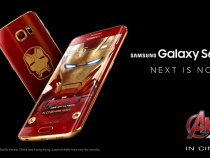 Samsung Galaxy S6 Iron Man Limited Edition