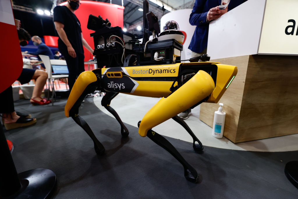 [WATCH] Boston Dynamics Robots Dance to the Tune of BTS Song