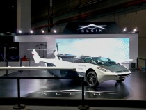 Flying Car Spotted in Slovakia: AirCar Engine Specs, Flight Details