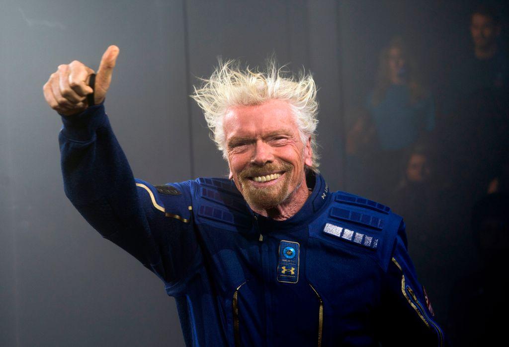 Jeff Bezos vs. Richard Branson in Billionaire Space Race: Virgin Galactic to Beat Bezos' Blue Origin Space Flight?