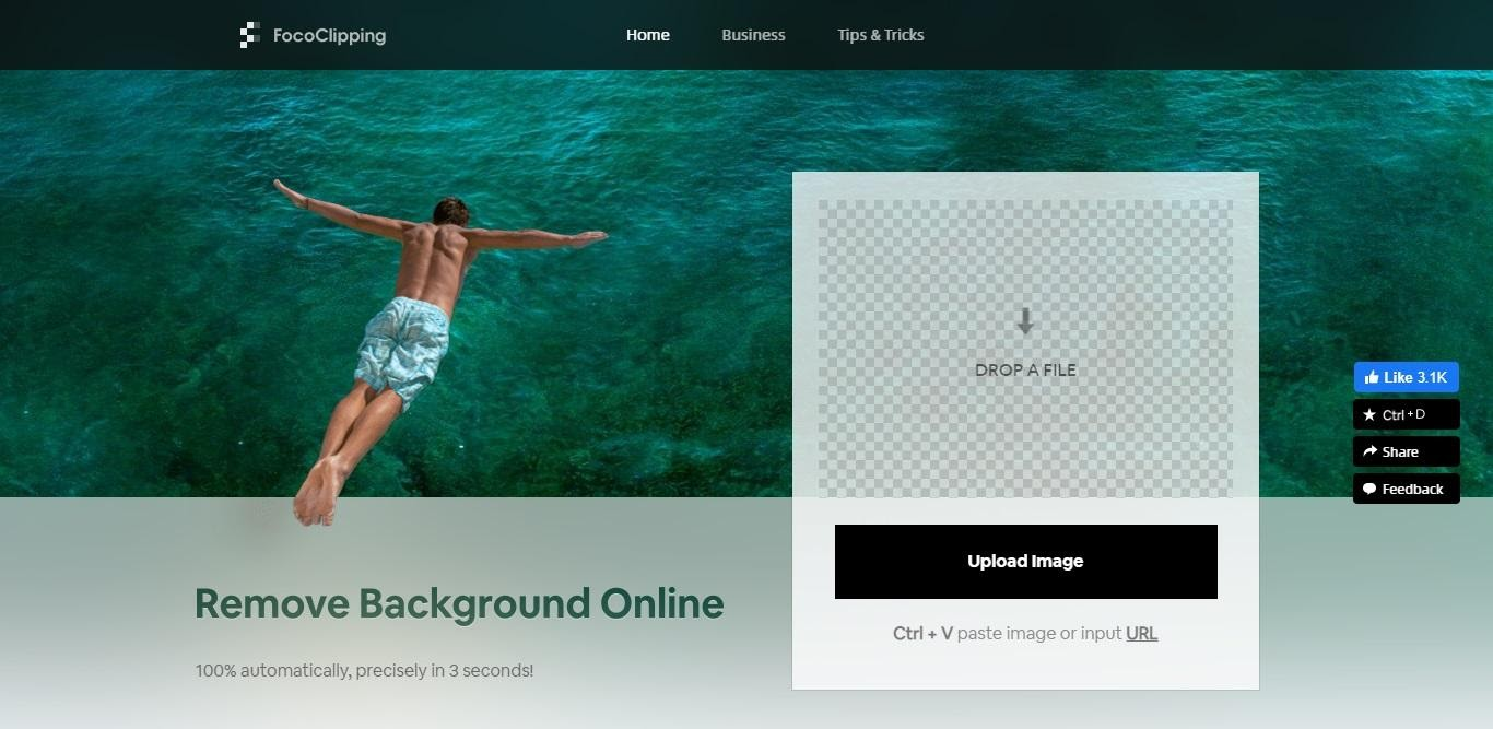 FocoClipping Review : Is This Free Photo Background Remover Good to Use ?