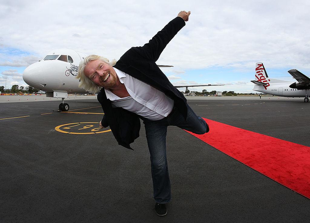 Virgin Galactic Stock Price Blasts Off Ahead of Richard Branson Space Flight; Billionaire Founder Goes to TikTok to Promote Epic Travel!