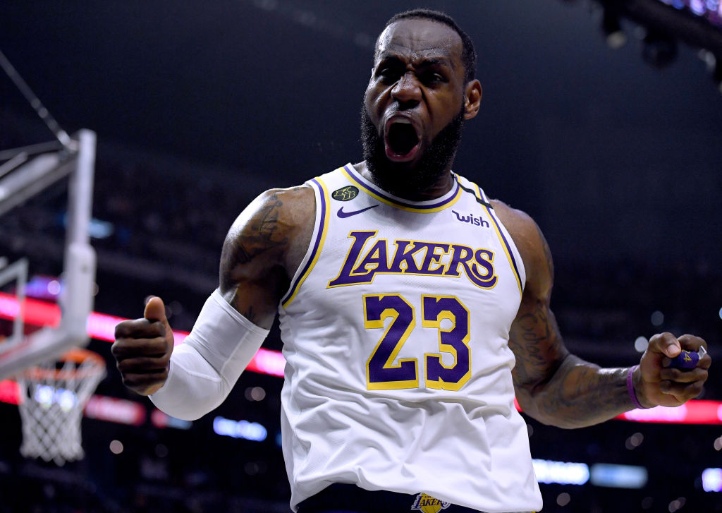 LeBron James 'Fortnite' Skin First Look, Price and More: Lakers Star Reacts to Super Cool Cosmetics!