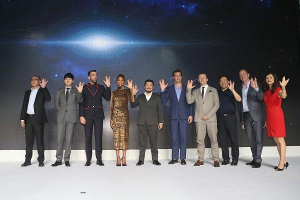 Star Trek Beyond Asia Tour - Beijing Press Conference