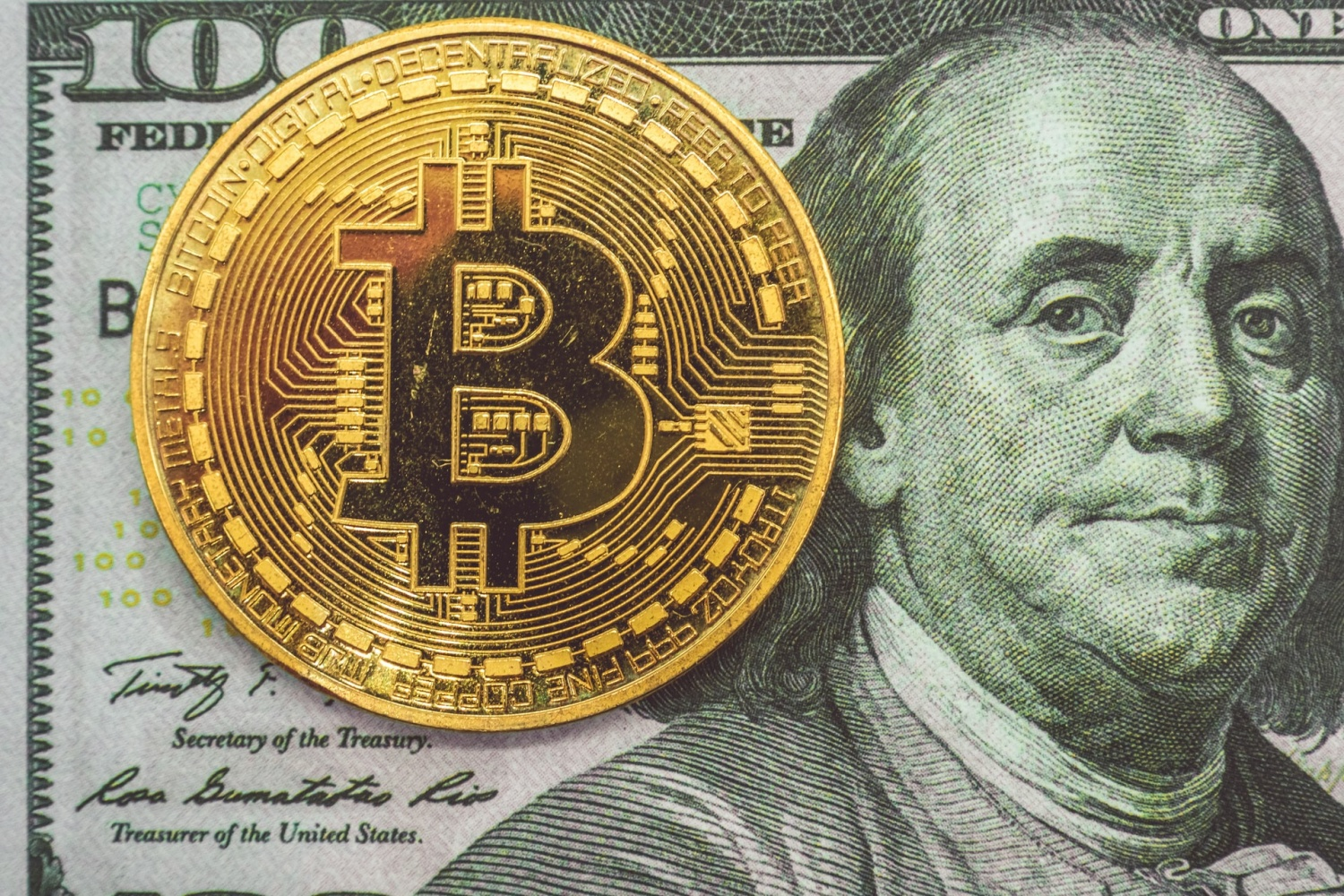 Bitcoin Price Prediction: More Current Losses Will Not Stop Dollar 'Overtake' By 2050, $66,000 Increase Possible This Year