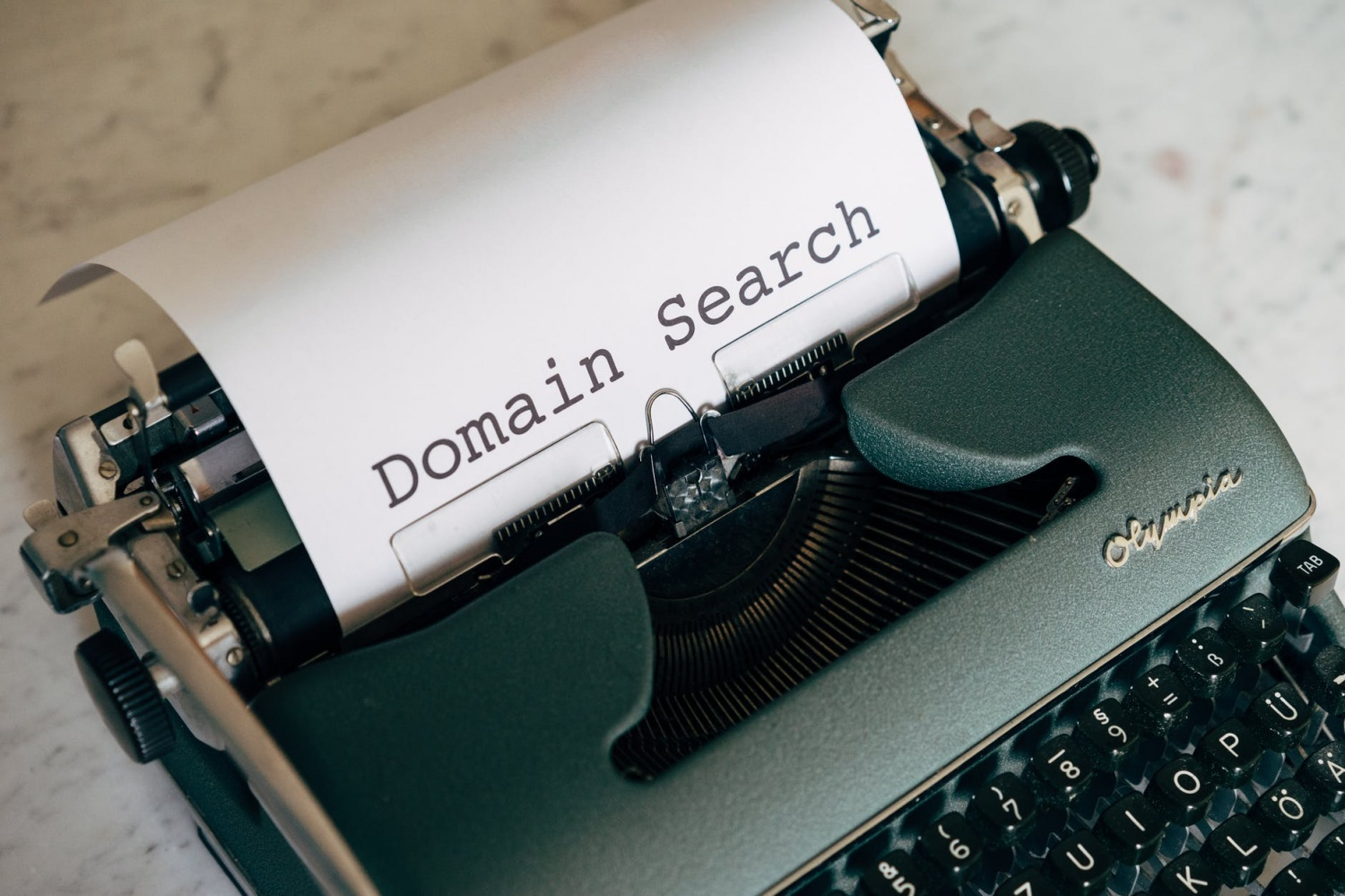 How to Find a Domain That Has Not Been Registered
