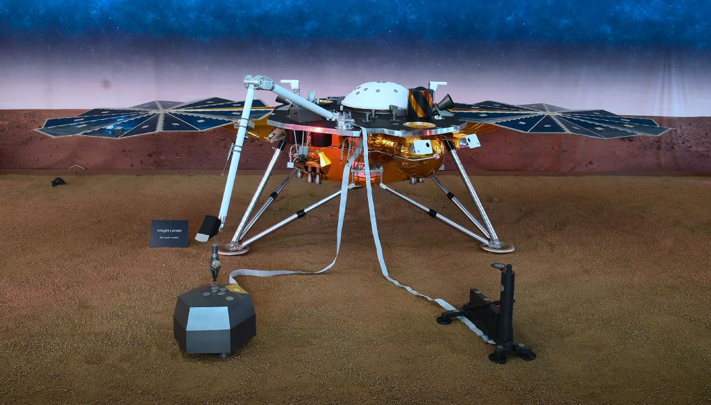 NASA Insight Offers First Glimpse of Mars; Molten Core: Seismometer Reveals More Mind Blowing Details of Red Planet's Interior
