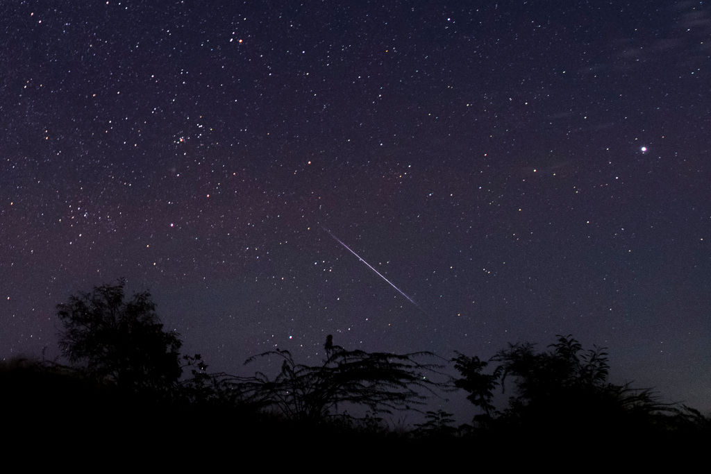 Meteor Shower 2021: How to Snap Photos of Twin Fireballs Using Your iPhone
