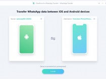 Best Solution To Transfer WhatsApp from Android to iPhone