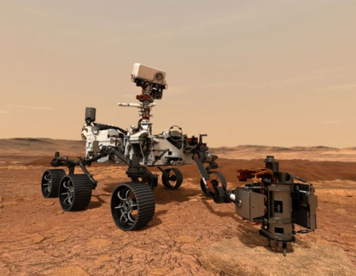 NASA Mars Rover Rock Sample Disappears! How Did Perseverance Take Sample, Why Did It Vanish?