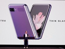 Samsung Galaxy Unpacked: The First Foldable Phone with Under Display Camera Revealed!