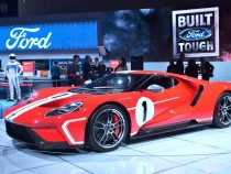Ford GT's Last Run: The Story Behind The Limited Edition 2022 GT Prototype '64 Heritage Edition