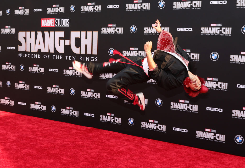 Marvel 'Shang-Chi' Hollywood Premiere: Best Reactions, Photos, Memes and MORE!