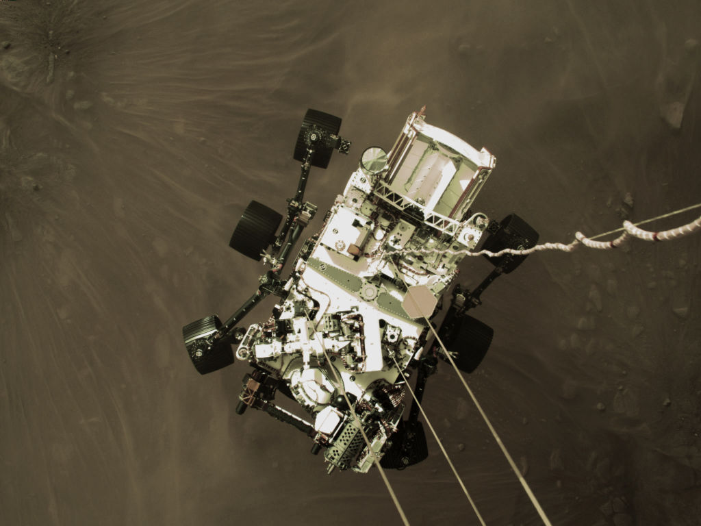 NASA Mars Rover Pictures: Google Celebrates 125,428 Photos From Perseverance With Cool Video