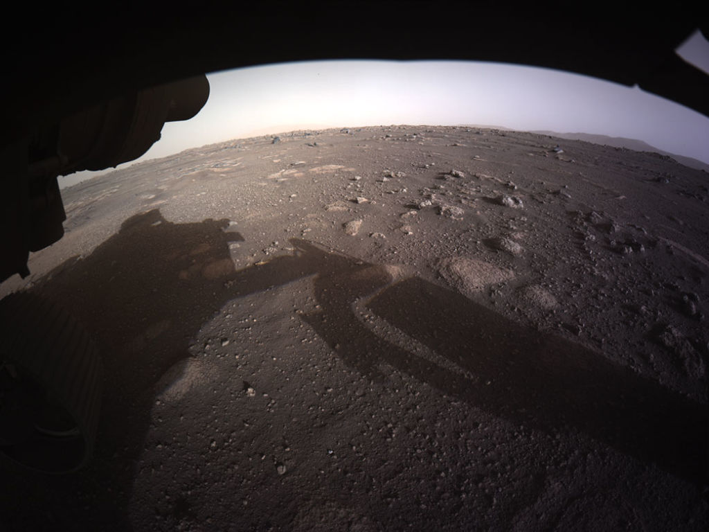 NASA Mars Rover Pictures and Videos: Perseverance Spots Mars Moon Deimos in Cool Clip