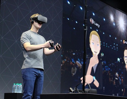 Facebook Workrooms: Virtual Reality Offices Part of the FB Metaverse