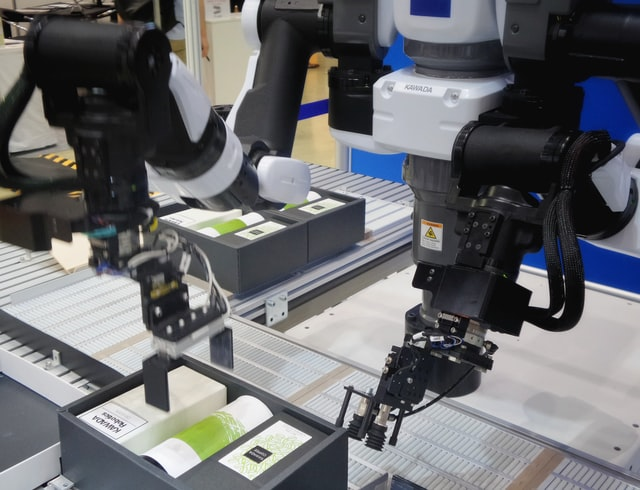 Application of Small Industrial Robots and the Types There Are