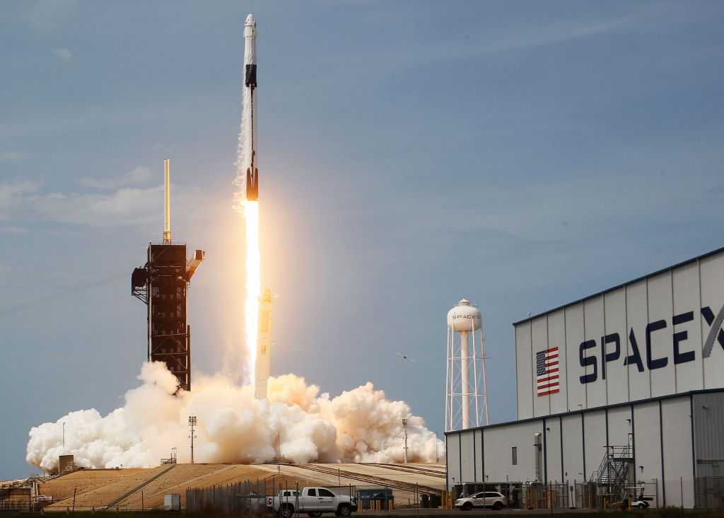 SpaceX Falcon Launch: Dragon Capsule Contains Robot Arm, Shrimp, Avocados and More Strange Payload [Where to Rewatch Rocket Flight]