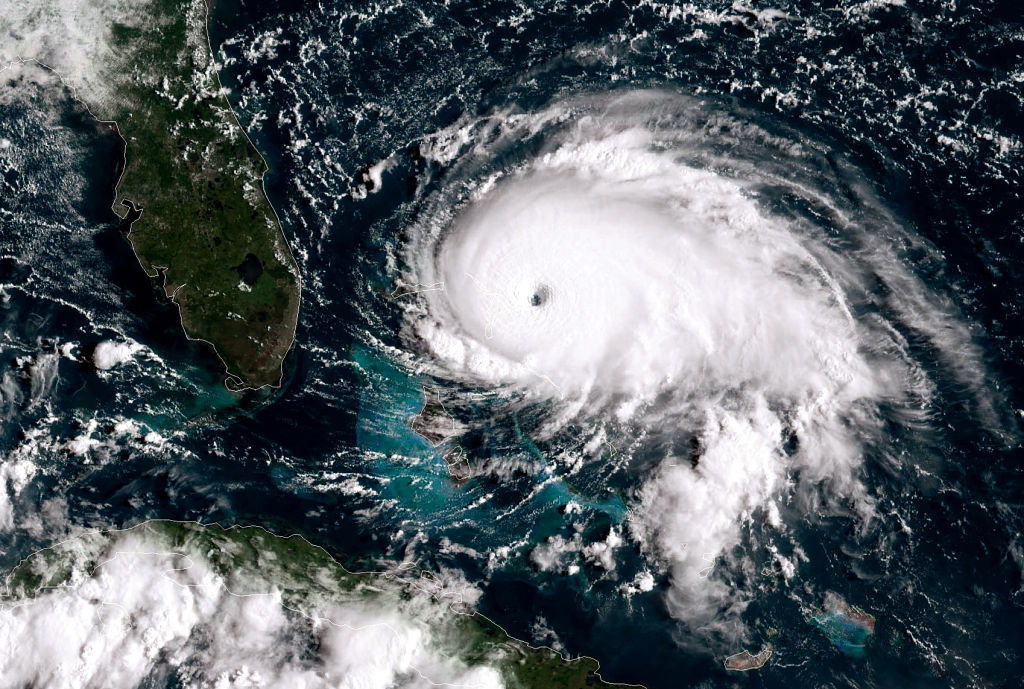 ISS Snaps Scary Photo of Hurricane Larry From Space! Latest Forecasts, Path, and Where to Track