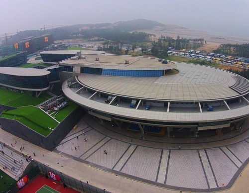 China Building Star Trek-Like Starship Enterprise? Full Details of Planned Mile-Long Spacecraft