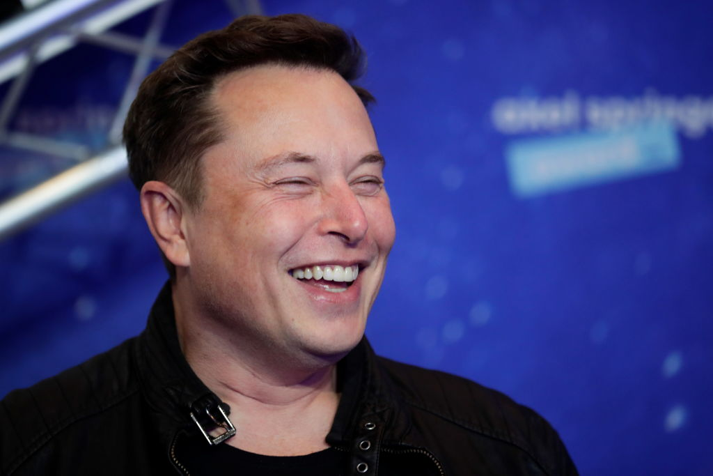 Dogefather Elon Musk Laughs at Media Report Comparing Time, Dogecoin