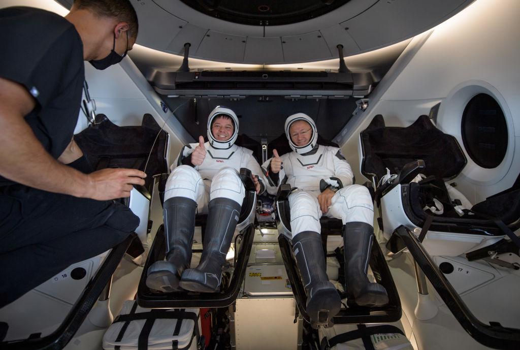 Inspiration4 Mission Updates: Splashdown Video, Elon Musk's Donation and Trolling of President Biden