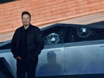 Elon Musk Hilariously Jokes 'Mad Max' Upgrade for Tesla Cybertruck: Guitar Flamethrower Coming?