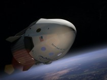 Elon Musk Tweets Wild Video of SpaceX Starship Becoming a Lightning Rod--And It's Real!