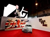'Rocket League' James Bond Car: How to Get the Aston Martin DB5 Banner, Aston Martin Valhalla