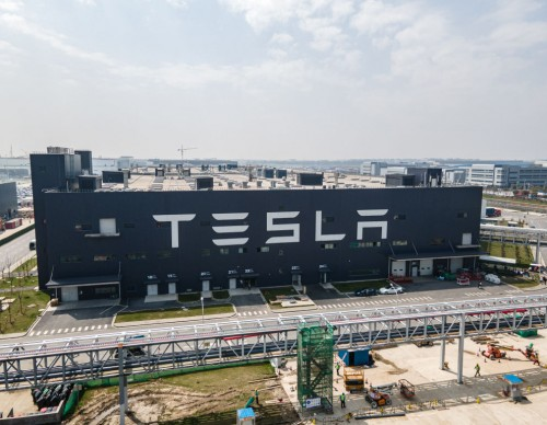 Giga Texas Is Truly Massive! Viral Video Shows Size of Tesla's New Headquarters