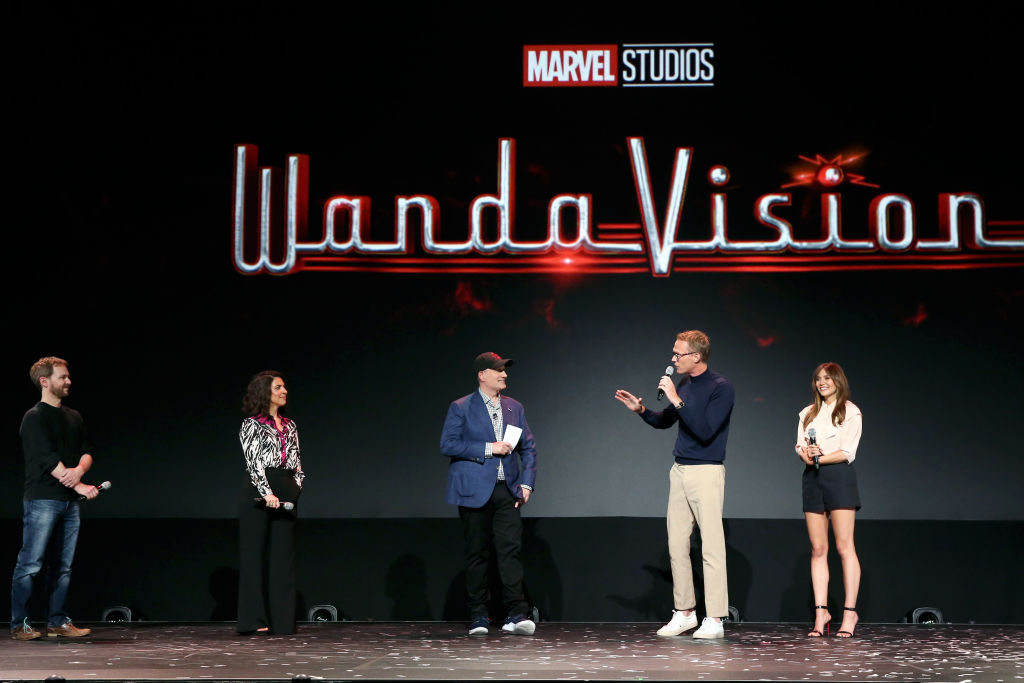 'WandaVision' Costume, Season 2 and Updates: Evil Witch Agatha Harkness Spin-Off Possible, New Scarlet Witch Statue Released