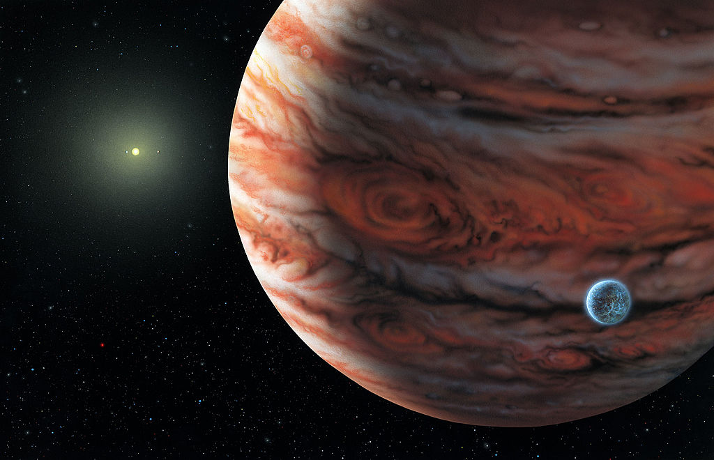 NASA Hubble Space Telescope Captures Water Vapor in Jupiter's Moon; But Discovery Leads to New Mystery