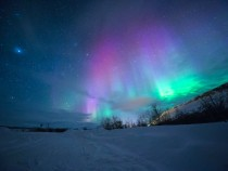 All-Sky Camera Snaps Stunning Photo of Aurora Over Earth After Solar Outburst [VIDEO]