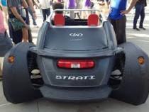 Local Motors Strati car