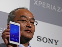 Sony Mobile Communications Inc President and CEO Hiroki Totoki