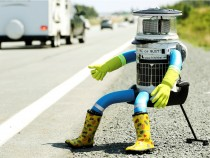 The HitchBot