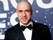 Russian entrepreneur and venture capitalist Yuri Milner