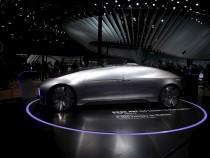 Autonomous concept car