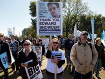 Protests against mass surveillance