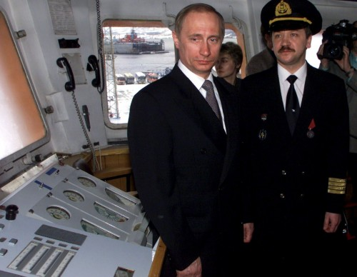 Russia's claims to Arctic