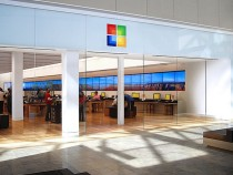 Microsoft Store Front